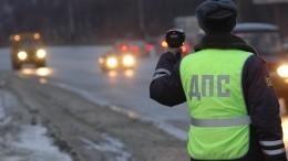 Автоинспекторы спасли мужчину отпадения смоста вТатарстане— видео