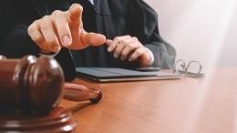 ВПетербурге возбудили дело против судьи, чей сын случайно застрелил друга