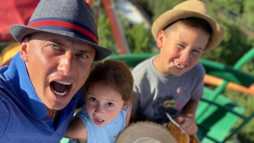 «Ребенок недолжен бояться»: Муцениеце пожаловалась наметоды воспитания Прилучного