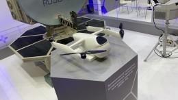 Завершились испытания первого вРоссии автономного дрона-охотника «Волк»
