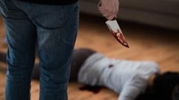 Постопам Соколова? Мужчина убил ирасчленил собутыльницу под Петербургом