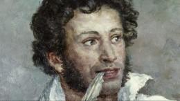 Тест: Что вызнаете обАлександре Пушкине?