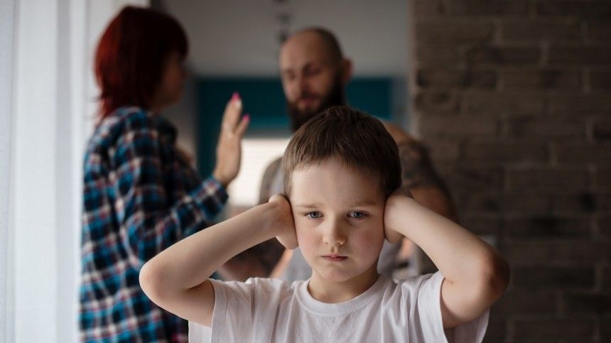 Пять советов родителям, которые нехотят испортить психику ребенка ссорами