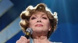 Эдита Пьеха стала прабабушкой втретий раз