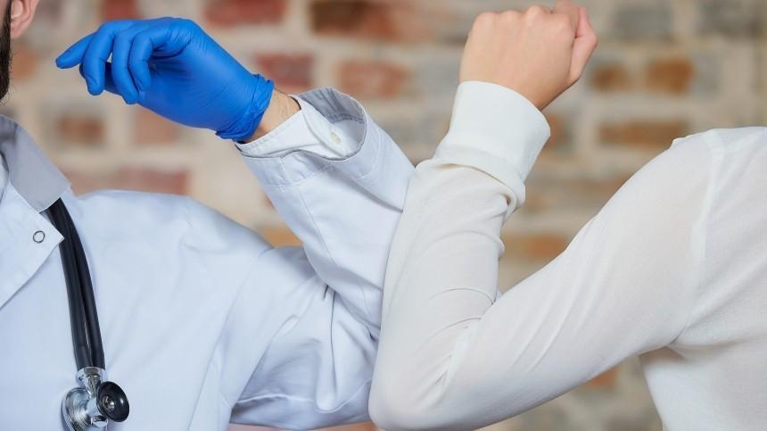 Иммунолог дал советы непереболевшим коронавирусом россиянам