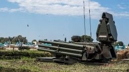 Российские ПВО отразили атаку противника наавиабазу Хмеймим вСирии