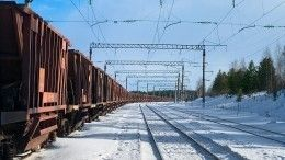Пассажиры поезда «Москва— Владивосток» застряли наТранссибирской магистрали