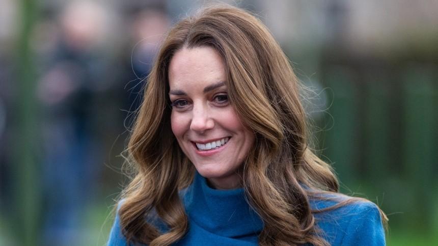 Кейт Миддлтон собирается стать матерью вчетвертый раз