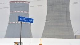 ВЕСпотребовали отложить запуск Белорусской АЭС вОстровце