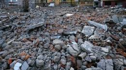 Один человек погиб врезультате взрыва всупермаркете воВладикавказе