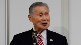Глава Оргкомитета Олимпиады вТокио покинул пост после сексистского скандала