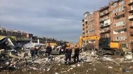 «Как-то выполз оттуда»: выживший рассказал оЧПвсупермаркете воВладикавказе