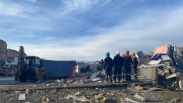 В«Магните» прокомментировали взрыв всупермаркете Владикавказа