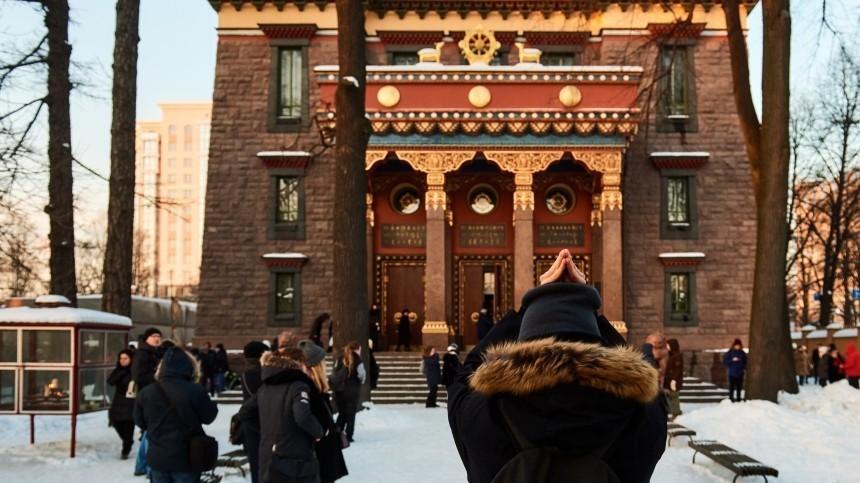 Владимир Путин поздравил российских буддистов слунным Новым годом