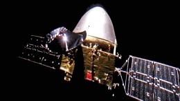 Китайский зонд «Тяньвэнь-1» отправил наЗемлю первое видео сорбиты Марса