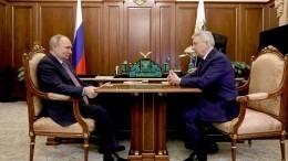 «Увас целая школа!»— Путин лично поздравил академика Дедова сюбилеем