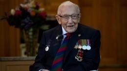 Британцы требуют сурового наказания для оскорбившего ветерана Второй Мировой