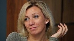 Мария Захарова поздравила накитайском снаступлением Нового года— видео