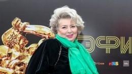 Челка, бантик, грустный взгляд: Татьяна Тарасова показала детское фото всвое 74-летие