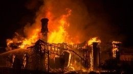 Сестры сгорели заживо при попытке изгнать дух покойного отца издома под Тюменью