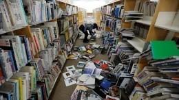 Число пострадавших при землетрясении вЯпонии превысило отметку в120 человек