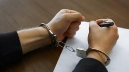 Сотрудника аппарата главы Хакасии отправили под стражу поделу окрупной взятке
