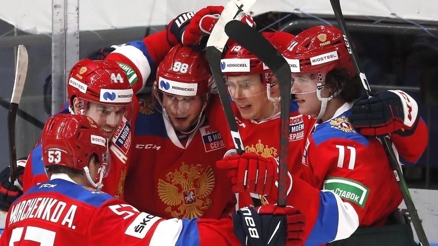 «Результатом довольны!»— сборная России вдевятый раз выиграла Еврохоккейтур
