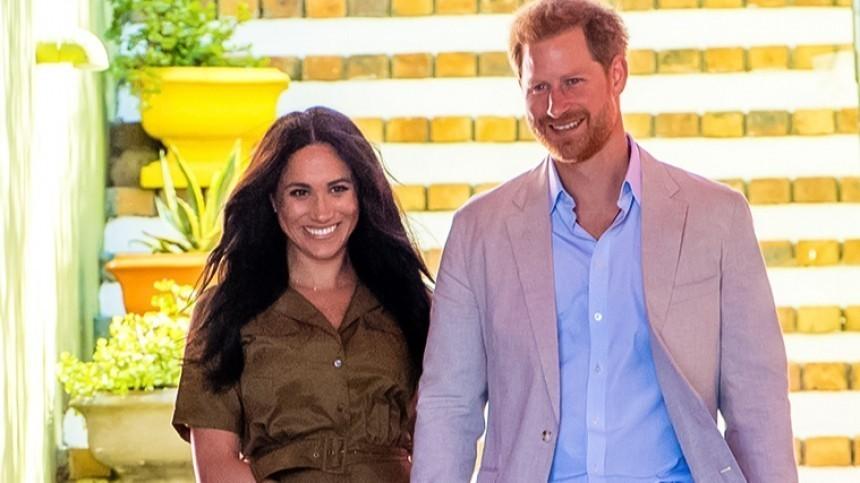 Принц Гарри иМеган Маркл ждут второго ребенка
