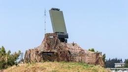 Сирийские ПВО отражают израильскую атаку назападный пригород Дамаска