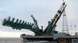 Ракета-носитель скораблем «Прогресс МС-16» стартовала сБайконура— видео