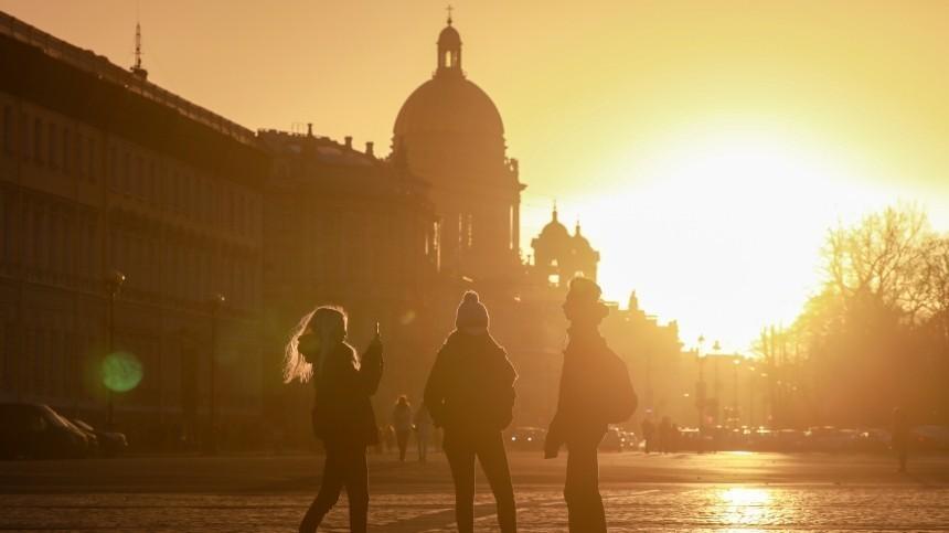 Петербург вошел втройку лучших городов России покачеству жизни