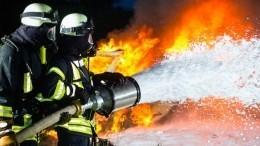 Названа предварительная причина пожара, разрушившего хостел вМоскве