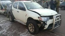 Попытка теракта: машину командира батальона ДНР взорвали вГорловке— фото