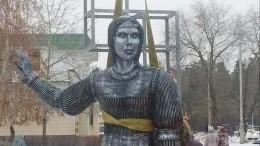 Прогремевшая навсю Россию нововоронежская Аленка ушла смолотка