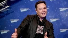 «Интересное предложение»: Песков ожелании Илона Маска «пообщаться» сКремлем