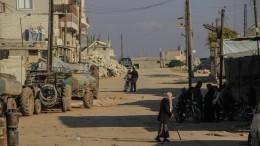 Власти Сирии откроют еще три пункта пропуска для покидающих Идлиб