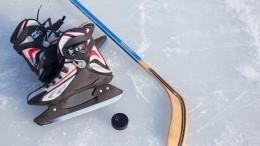 «Вжарких схватках раскаленный лед»— вКанаде играли вхоккей 252 часа кряду