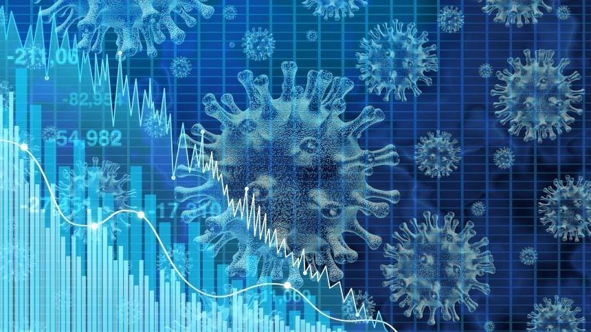 Минимум инфицированных СОVID-19 всутки зафиксировали вРоссии с10октября