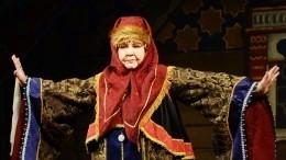 Названа предварительная причина смерти звезды Малого театра Ларисы Кичановой