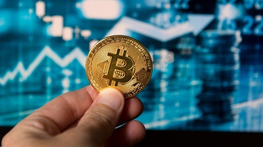Курс биткоина впервые превысил отметку в50 тысяч долларов