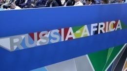 Лавров оценил усилия США разрушить отношения России истран Африки