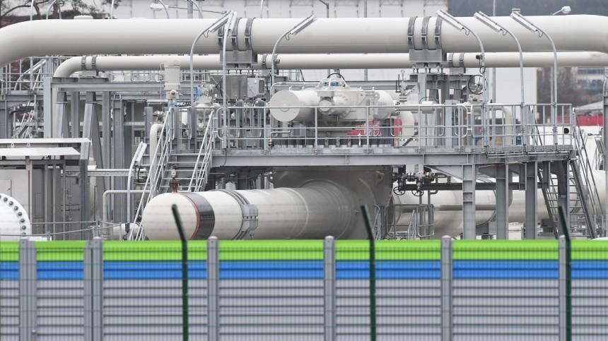 Германия иСША начали переговоры по«Северному потоку— 2»