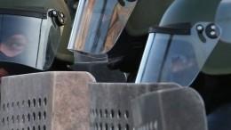 «Дети вподвале играли вОМОН»: МВД начало проверку «имитации митинга» вшколе