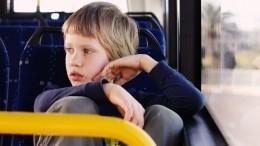 ВРоссии запретят высаживать изтранспорта детей-безбилетников