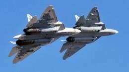 ВРоссии испытали макеты новой гиперзвуковой ракеты спомощью Су-57