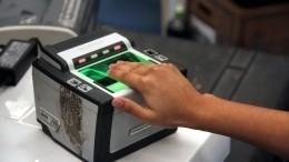 Минтранс предложил массовое внедрение биометрии ваэропортах