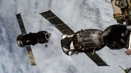 Глава Роскосмоса прокомментировал стыковку «Прогресса» кМКС совторой попытки