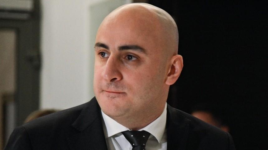 Сторонники партии Саакашвили собираются противостоять аресту своего председателя