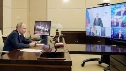 «Выборы вГосдуму должны пройти достойно»: Итоги совещания Путина слидерами фракций