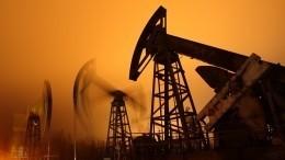 Стоимость нефти вновь ставит рекорды